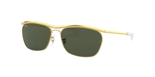 Ray-Ban Ray-Ban OLYMPIAN II DELUXE RB3619 919631 Legend Gold