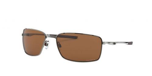 Oakley Oakley SQUARE WIRE OO4075 407514 Tungsten Polarized
