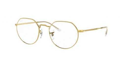 Ray-Ban Ray-Ban JACK RX6465 3086 Legend Gold