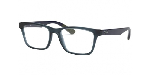 Ray-Ban Ray Ban RX7025 5796 Transparent Blue