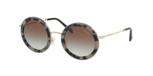 Miu Miu Miu Miu CORE COLLECTION MU59US MU 59US 08D07B Beige Havana