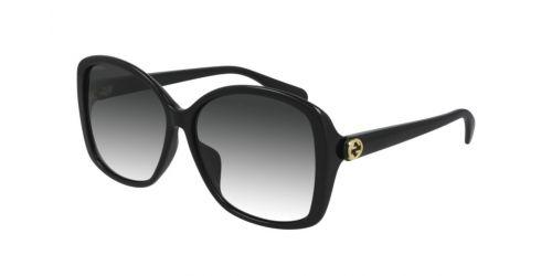 Gucci Gucci GUCCI LOGO GG0950SA GG 0950SA 001 Black