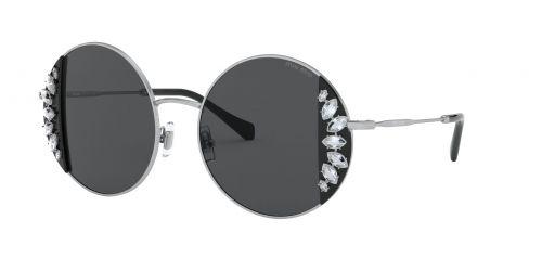 Miu Miu Miu Miu CORE COLLECTION MU57VS MU 57VS 01E5S0 Black/Silver