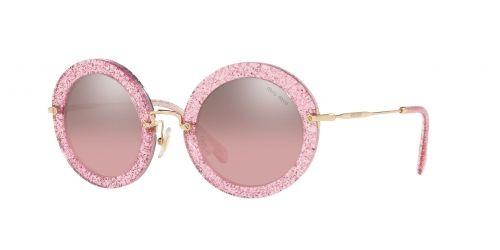 Miu Miu Miu Miu SPECIAL PROJECT MU13NS MU 13NS 1467L1 Glitter Pink