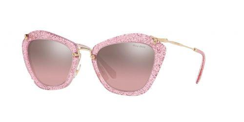 Miu Miu Miu Miu SPECIAL PROJECT MU10NS MU 10NS 1467L1 Glitter Pink