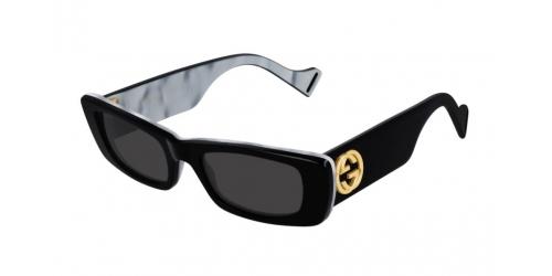 Gucci Gucci SEASONAL ICON GG0516S GG 0516S 001 Black