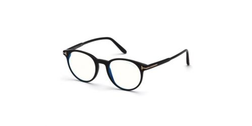 Tom Ford Tom Ford TF5695-B Blue Control TF 5695-B 001 Black