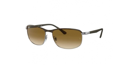 Ray-Ban Ray-Ban RB3671 920351 Brown on Gunmetal