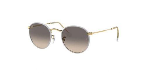 Ray-Ban Ray-Ban RB3447JM RB 3447JM 919632 Grey on Legend Gold