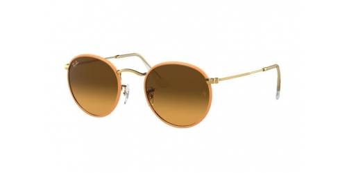 Ray-Ban Ray-Ban RB3447JM RB 3447JM 91963C Yellow on Legend Gold