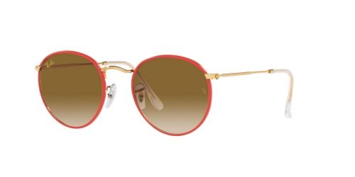 Ray-Ban Ray-Ban RB3447JM RB 3447JM 919651 Red on Legend Gold
