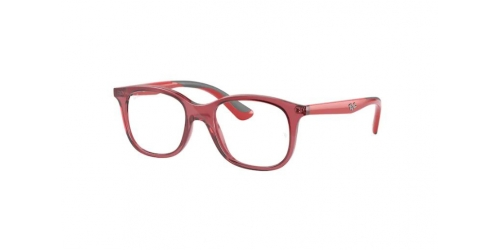 Ray-Ban Ray-Ban KIDS RY1604 3866 Transparent Red
