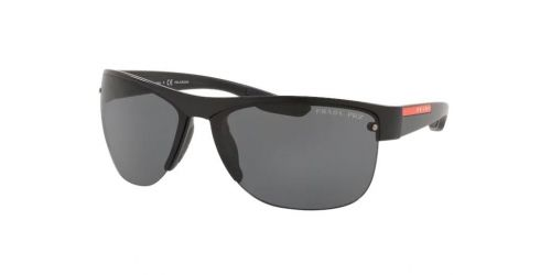Prada Linea Rossa Prada ACTIVE PS17US PS 17US 1BO5Z1 Matte Black Polarized