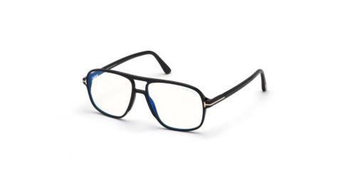 Tom Ford Tom Ford TF5737-B Blue Control TF 5737-B 001 Black