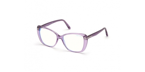 Tom Ford Tom Ford TF5744-B Blue Control TF 5744-B 078 Shiny Lilac