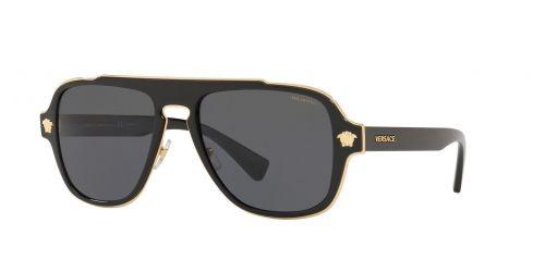 Versace Versace VE2199 100281 Black Polarized