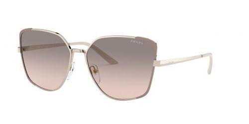 Prada Prada PR60XS PR 60XS 07B4K0 Pale Gold/Matte Pink