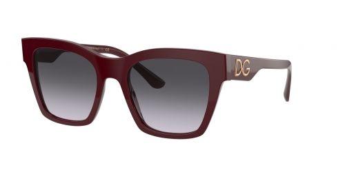 Dolce & Gabbana Dolce & Gabbana DG4384 30918G Bordeuax