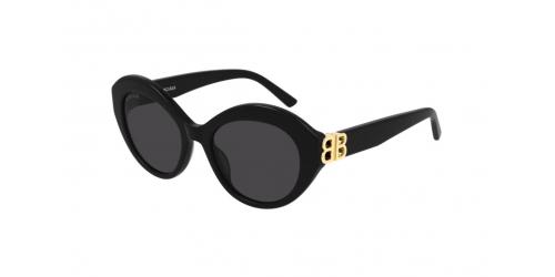 Balenciaga Balenciaga BB0133S BB 0133S 001 Black