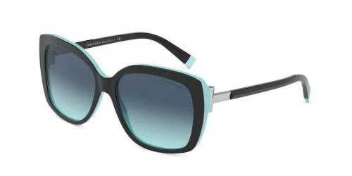 Tiffany Tiffany TF4171 80559S Black on Blue