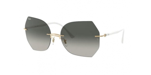 Ray-Ban Ray-Ban RB8065 157/11 White on Gold