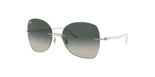 Ray-Ban Ray-Ban RB8066 003/11 White on Silver