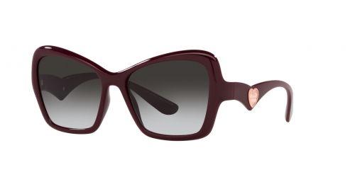 Dolce & Gabbana Dolce & Gabbana DG6153 32858G Transparent Bordeaux