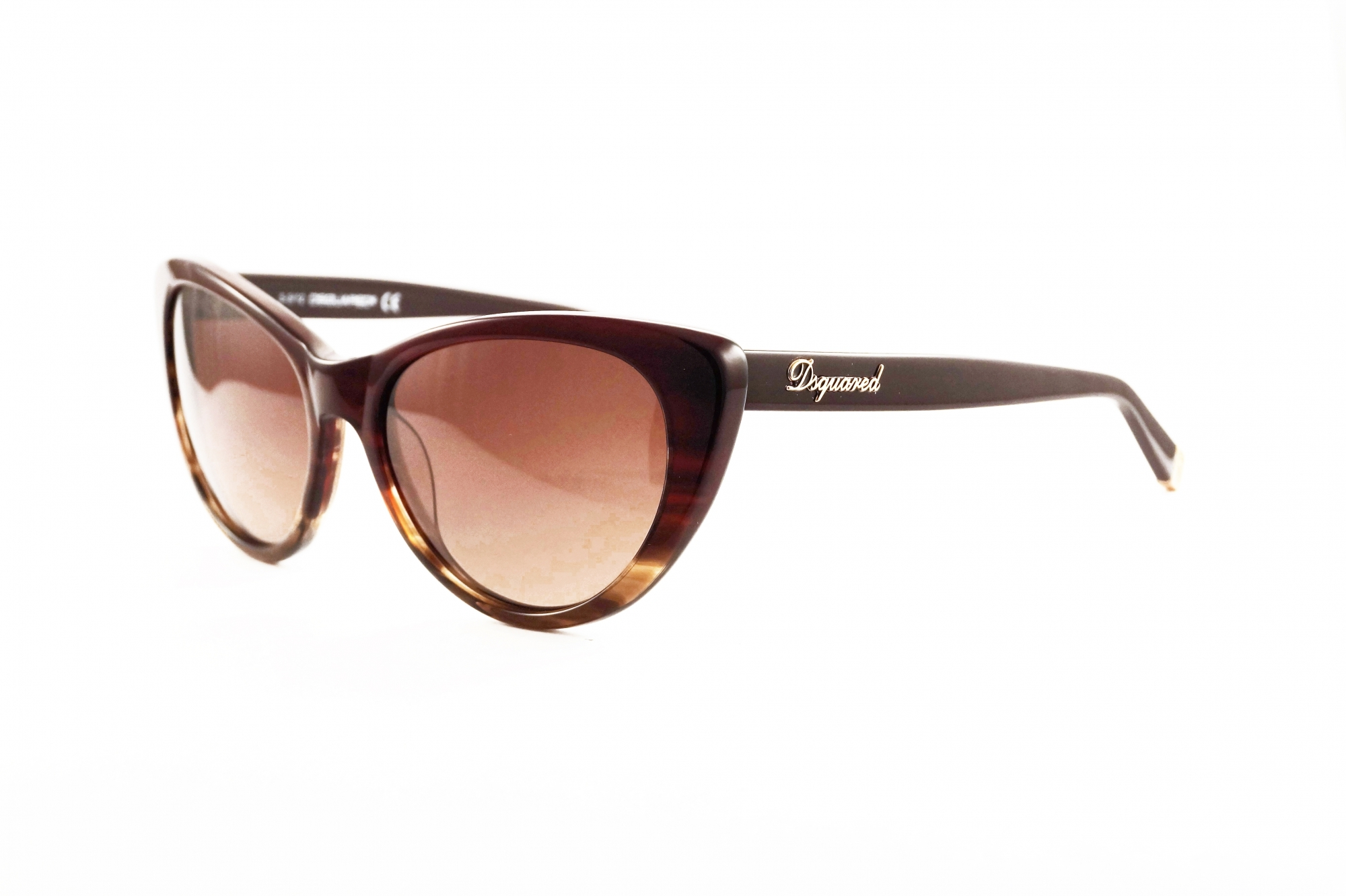Dsquared DQ 0079 71F Brown Tort 036f736c18e