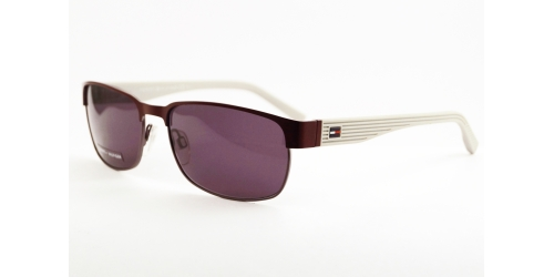 Tommy Hilfiger TH 1162 S V4MY1 Burgundy
