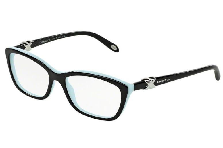 a72c19e25881 Tiffany TIFFANY SIGNATURE TF2074 TIFFANY SIGNATURE TF 2074 8055 Top Black  Blue