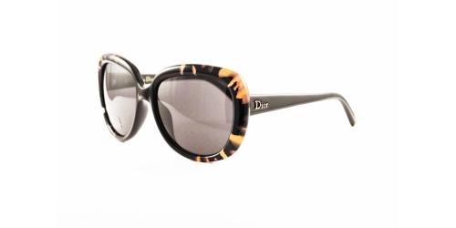 Christian Dior Dior TIEDYE 1 EE5YI Black/Orange