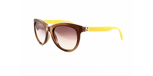 Fendi Fendi FF0006/S 7QQED Brown/Yellow