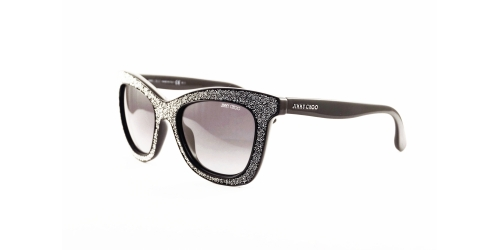 Jimmy Choo FLASH/S F18HD Black/Silver