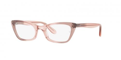 Ray-Ban Ray-Ban LADY BURBANK RX5499 8148 Transparent Pink