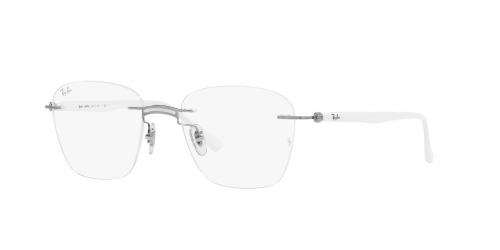 Ray-Ban Ray-Ban RX8769 1228 White On Silver
