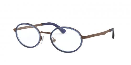 Persol Persol PO2452V PO 2452V 1095 Brown & Blue