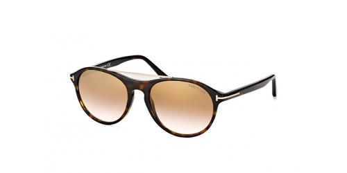 Tom Ford Cameron-02 FT 556 52G tortoise
