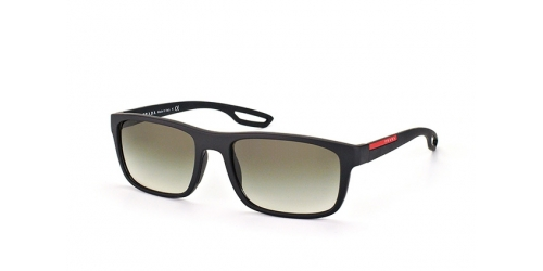 Prada Linea Rossa PS 03RS DG0-0A7 black matt
