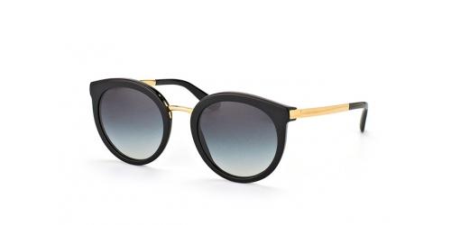 Dolce & Gabbana DG 4268 501/8G black/gold