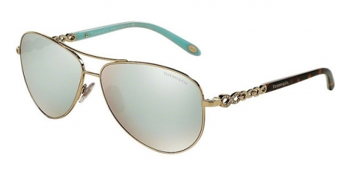 Tiffany TF 3049B 609164 PALE GOLD