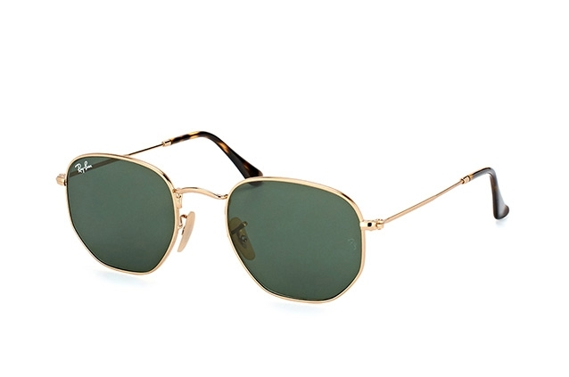 a894a31d26 Ray-Ban RB3548N Hexagonal RB 3548N Hexagonal 001 Gold