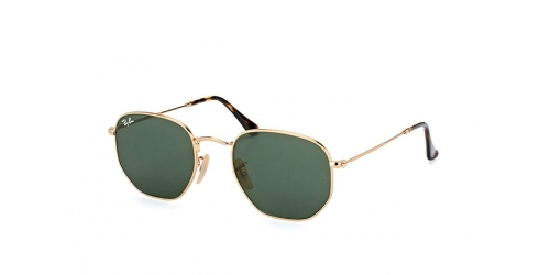 Ray-Ban RB3548N Hexagonal RB 3548N 001 Gold