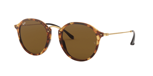 Ray-Ban Ray-Ban RB2447 1160 Spotted Brown Havana