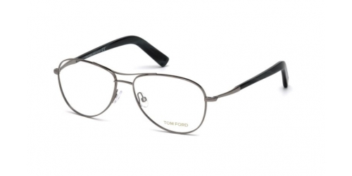 Tom Ford TF5396 012 Shiny Dark Ruthenium