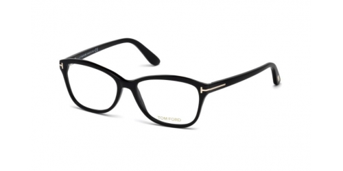 Tom Ford TF5404 001 Shiny Black
