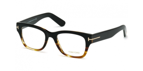 Tom Ford Tom Ford TF5379 005 Black/Havana
