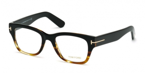 Tom Ford TF5379 005 Black/Havana