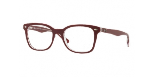 Ray-Ban RX5285 5738 Top Bordeaux