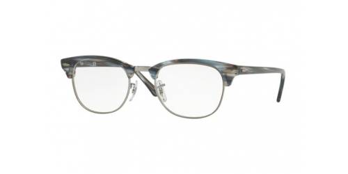 Ray-Ban RX5154 5750 Blue/Grey Striped