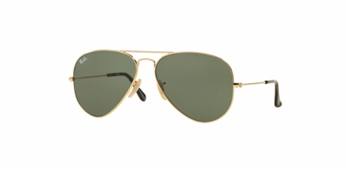 AVIATOR LARGE RB3025 AVIATOR LARGE RB 3025 181 Gold